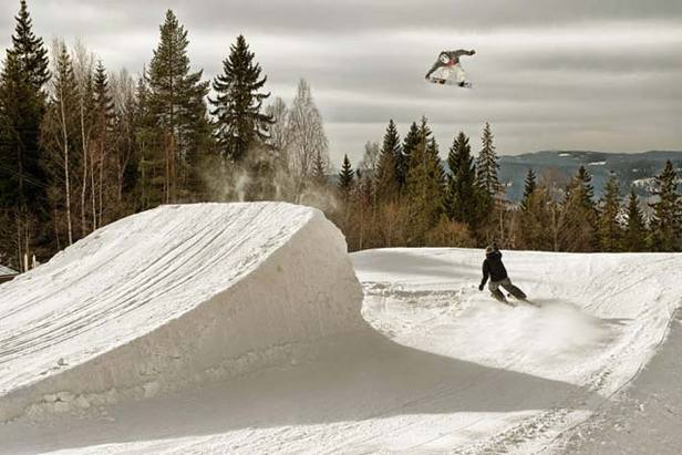 The Oakley Arctic Challenge 2011Underway