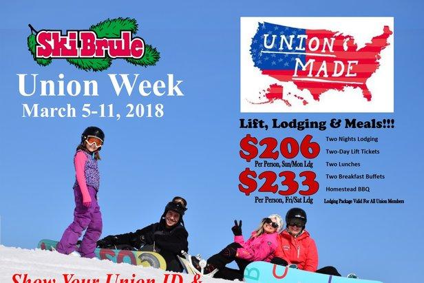 Union Week- ©Ski Brule