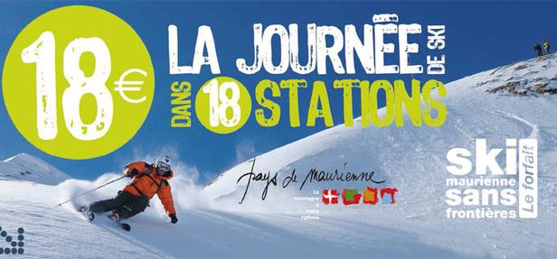 Ski Maurienne Sans Frontières