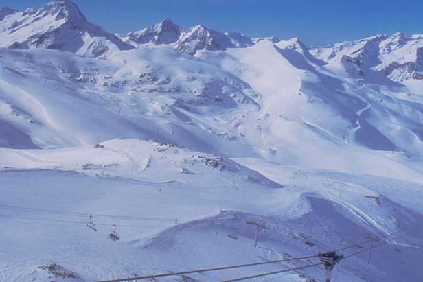 Warm Weather For Last Weeks Of French Summer Ski Season