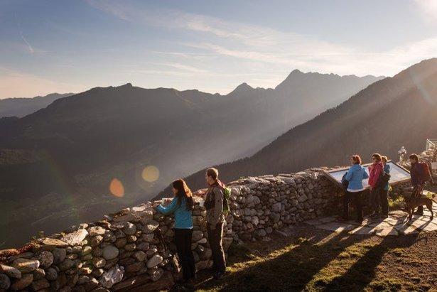Am Ahornplateau - ©Bergbahnen Mayrhofen