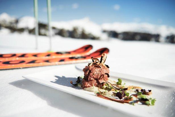 Sulle piste dell'Alta Badia ritorna l'evento più atteso dagli amanti della buona cucina: la Roda dles Saus