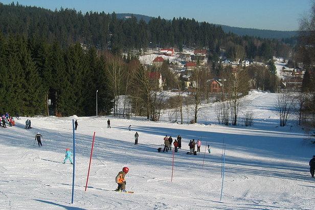 Skigebiet Bleaml Alm