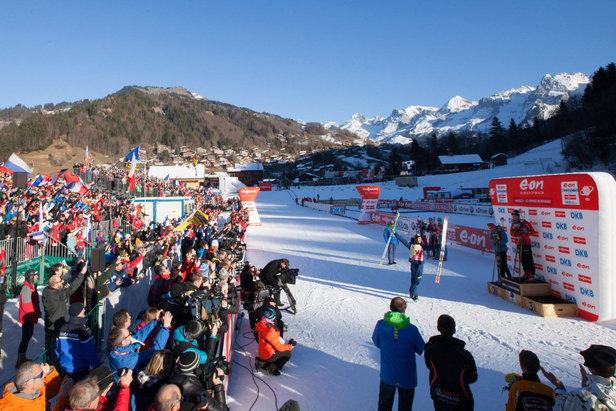 La coupe du monde de biathlon fait étape au Grand Bornand du 12 au 17 décembre 2017. Un rendez-vous unique en France pour rencontrer l'élite mondiale de la discipline, dont les tricolores, favoris pour les JO de Pyeong Chang !