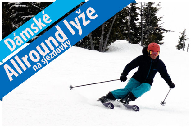 Něco pro dámy: Test Allround lyží na sjezdovky 2017/18- ©OnTheSnow