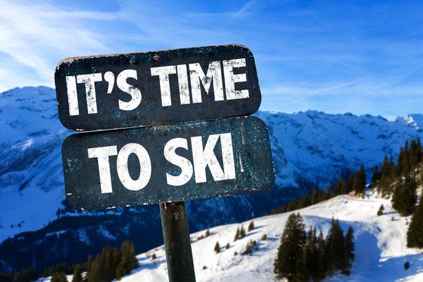 La stagione dello sci sta per entrare nel vivo!