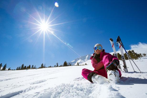 Der Skisport - und was sich im Laufe der Zeit gewandelt hat- ©fotolia.com © luckybusiness (#94788807)
