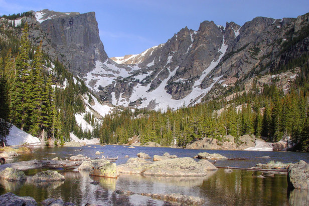 Dream Lake - ©dmtilley