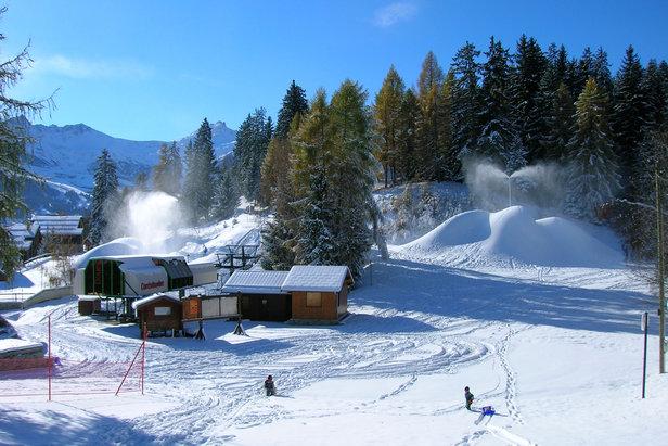 front de neige doucy