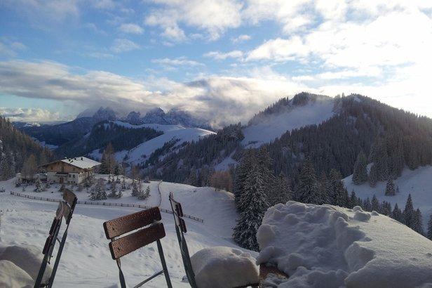 De beste hutten met de mooiste uitzichten- ©Priener Hütte