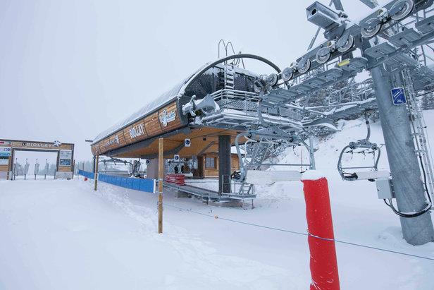 A Courchevel, on skie dès mercredi- ©Courchevel Tourisme