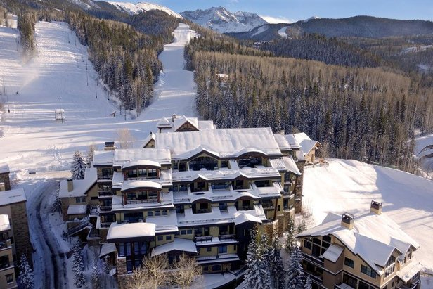 Lumiere Hotel Among the Best Ski Hotels in the U.S.- ©Telluride Ski Resort