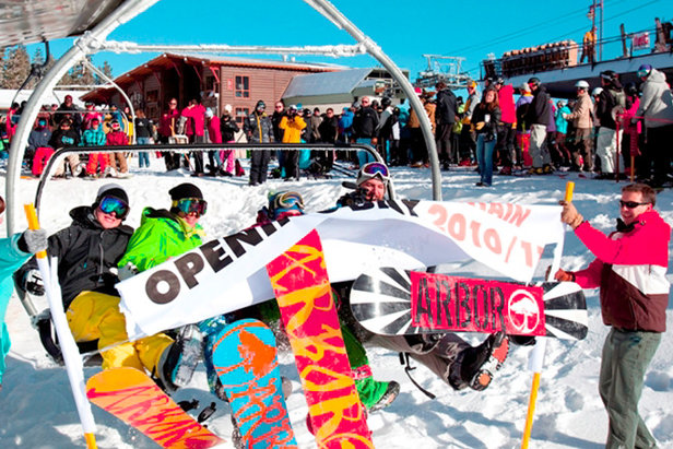 Most Major US and Canadian Resorts Open Or Opening