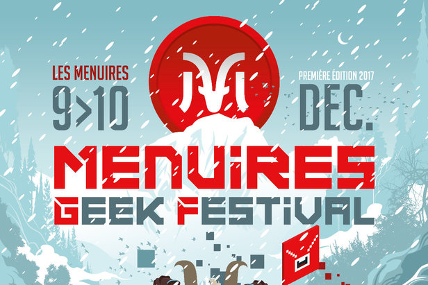 La première édition du Menuires Geek Festival, du gaming oui mais aussi l'occasion de s'amuser, de vivre une expérience vidéoludique intergénérationnelle