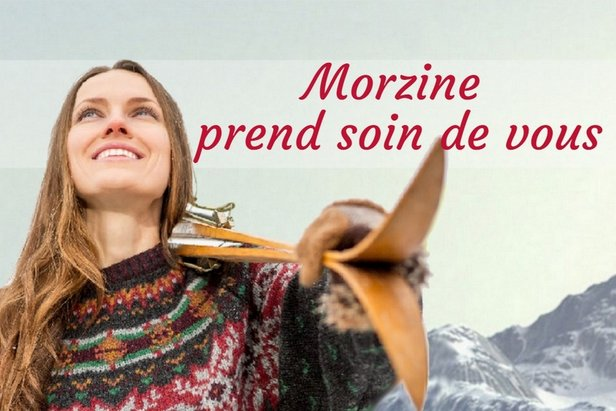 Morzine pampers you ©Office de Tourisme Morzine Avoriaz