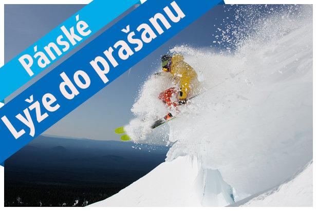 Nejširší lyže na trhu: Test pánských lyží do prašanu 2017/18- ©OnTheSnow