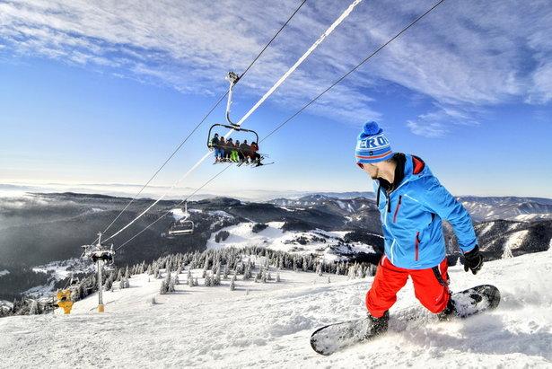 Słowacja: rusza Chopok, Strbskie Pleso i Park Snow Donovaly- ©PARK SNOW Donovaly