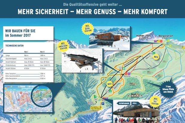 Projekt Neubau Ifen-Bahn - ©www.ok-bergbahnen.com