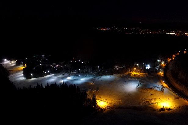 Fördermittelbescheid übergeben: Skigebiet in Oberhof wird ausgebaut- ©© Marcus König | Oberhof-Sportstätten GmbH
