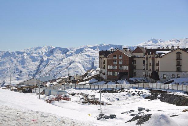 Na narty do Gruzji: miniprzewodnik po kaukaskich stokachMarek Podmokły