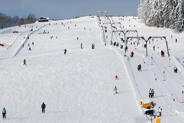 Skilifte Grün-Maibrunn bei Sankt Englmar