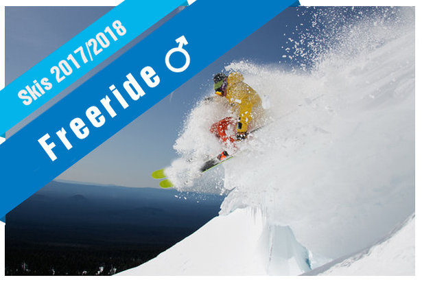 GUIDE D'ACHAT SKIS 2018 - Skis FREERIDE - ©Realskiers.com