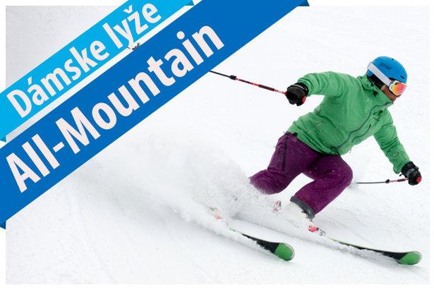 Skitest 2017/2018: Dámske lyže All-Mountain