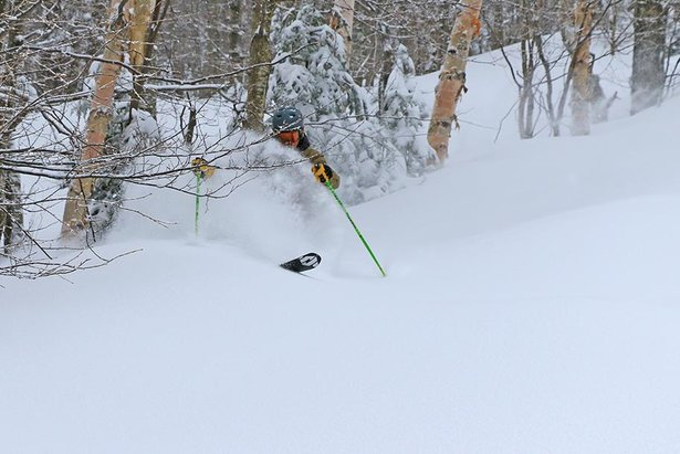 Snowiest Resort of the Week: 4.8-4.14- ©Stowe Mountain Resort