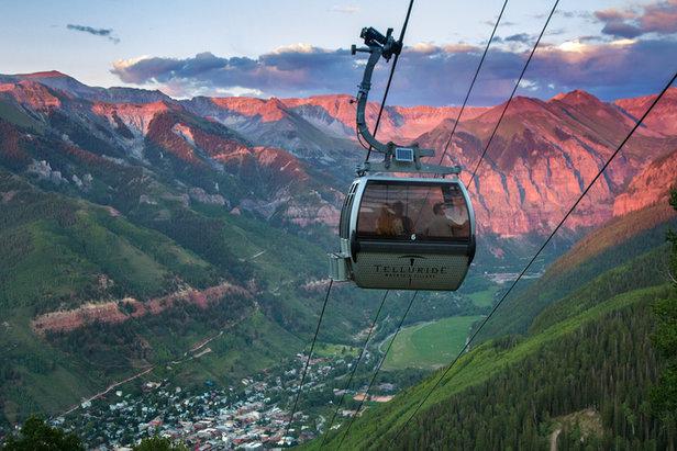 Summer Air Service from Phoenix Extends Through Labor Day ©Telluride Ski Resort