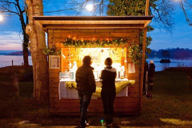 Kouzlo Vánoc: Tipy na nejkrásnější vánoční trhy v Bavorsku ©Chiemsee-Alpenland Tourismus GmbH