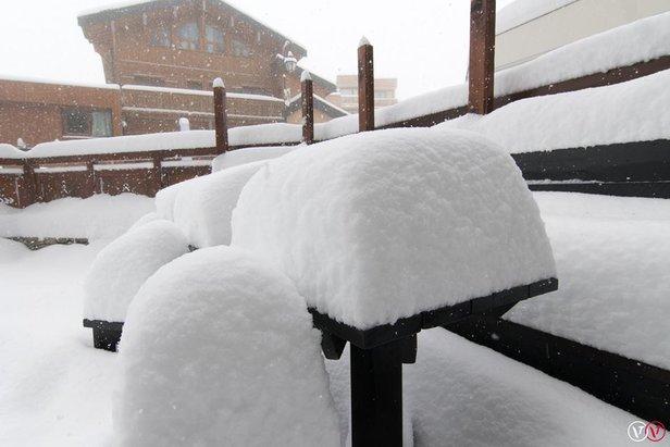 Weerbericht: meer sneeuw op komst