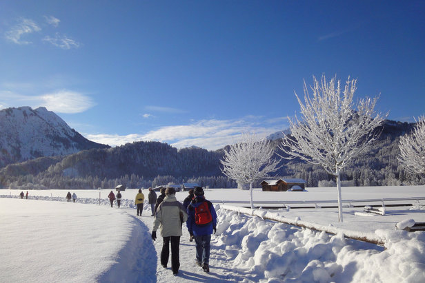 Fit en gezond de winter door: vijf tips om aan de winterslaap te ontkomen- ©Tourismus Oberstdorf | ek photo