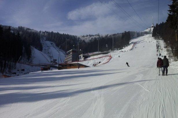 TMR se dohodlo na převzetí skiareálu Ještěd v Liberci ©Skiareál Ještěd