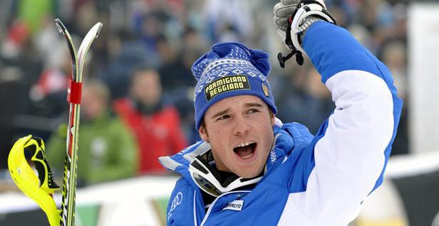 """Giuliano Razzoli votato """"Atleta dell'anno FISI 2010"""""""