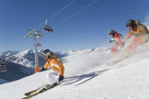 Austria Currently Has More Ski Areas Open Than Any Other Country