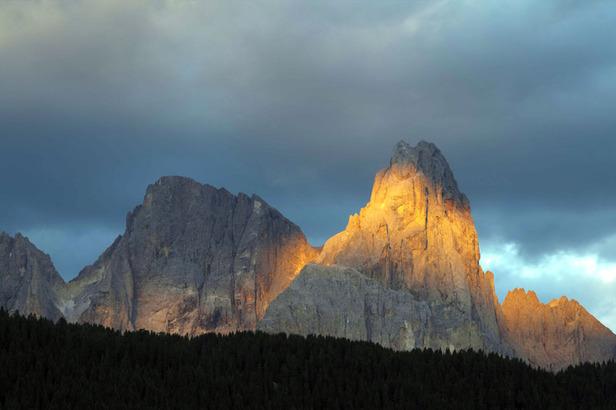 Die Dolomiten im Fleimstal