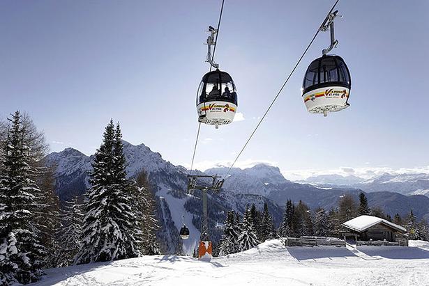 Berührungsfreies Passieren an den Skiliftkreuzen: Der neue Skipass am Kronplatz