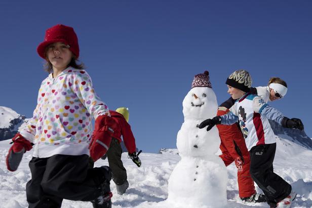 Skigebieden voor families - ©Weisse Arena Gruppe, Laax