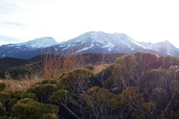 Ruapehu March 2010