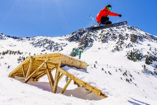 4,9 millions d'euros d'investissement sur le domaine skiable de Vallnord- ©Vallnord