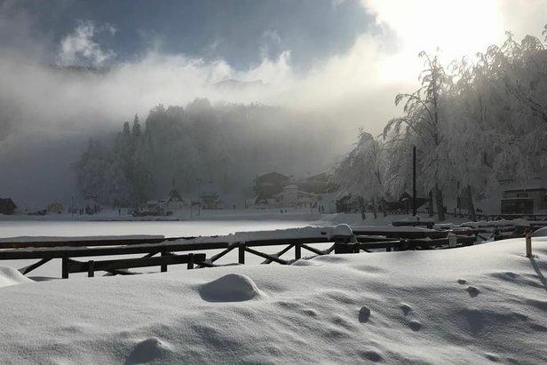 Cerreto Laghi, ultima nevicata 24.02.18