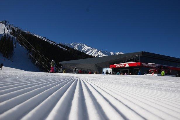 Dejisko zimnej olympiády sa presunie aj do Jasnej- ©Juraj Meško