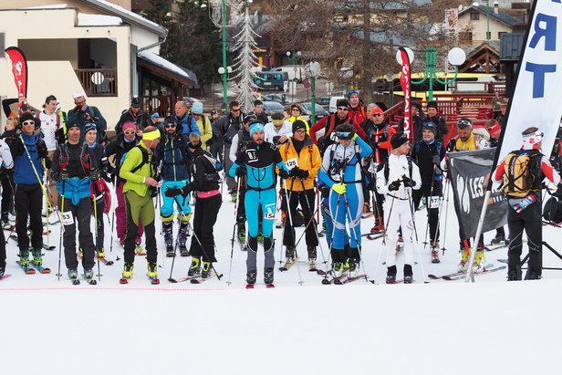 Prêt à relever le Défi Vertical des 2 Alpes ?Amandine LRX