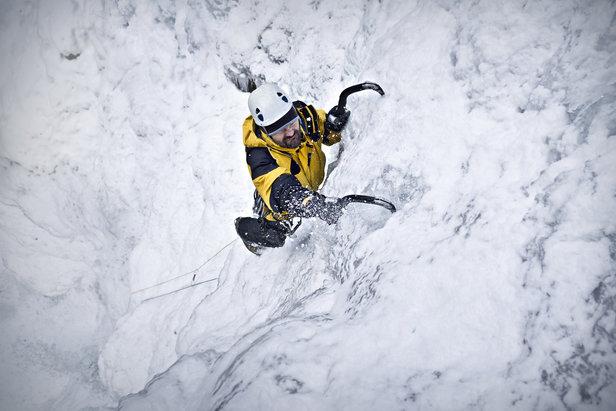 ICE Climbing 2018 du 11 au 14 janvier- ©okram84 - Fotolia.com