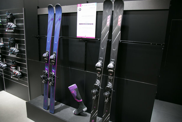 ISPO trendy: Toto sú nové lyže na sezónu 2018/2019- ©Skiinfo | Sebastian Lindemeyer