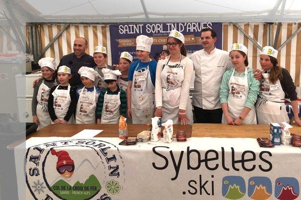 Les P'TITS CHEFS A LA NEIGE©, un concours de ski et de pâtisserie pendant vos vacances à la montagne !