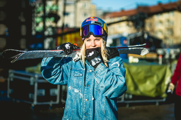 Lisa Zimmermann bei den X-Games in Oslo  - © Kyle Meyr / Red Bull Content Pool