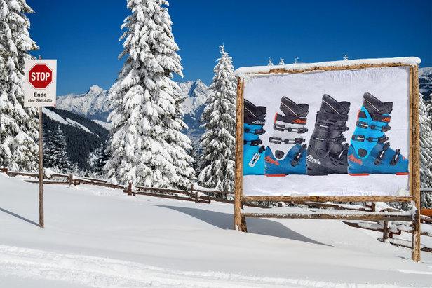 Pohodlné lyžáky? Existují!- ©Strolz / PhotoFunia