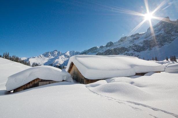 Schneebericht: Nach einigen Schneefällen sind nun eiskalte Luftmassen im Anmarsch!Johannes Netzer_Fotolia.com