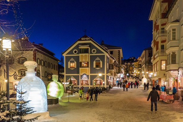 Ortisei centre, Dolomites  - © valgardena.it
